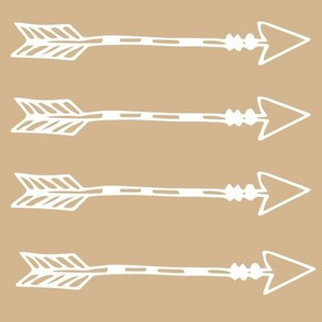 Tribal Arrows Tan