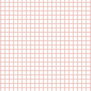 Small Grid - Blush