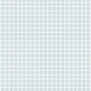 Small Grid - Blue