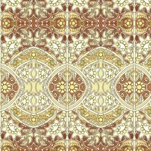What Persian Carpets Dream
