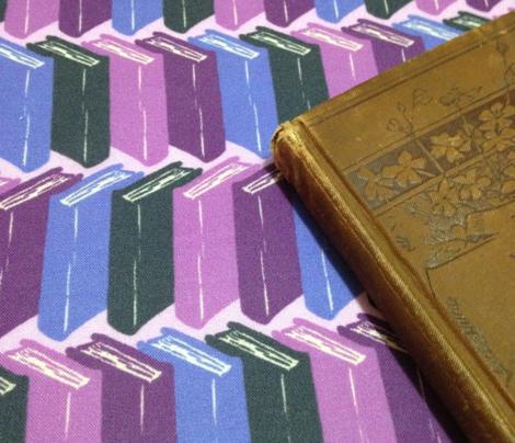 Bookshelf (Purple)