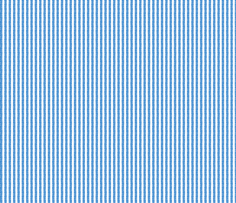 Buzz Stripe - Bright Blue fabric by jodiebarker on Spoonflower - custom fabric