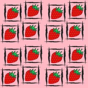 Fuzzy Strawberry