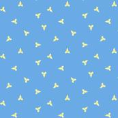 Flutter - Light Blue & Yellow