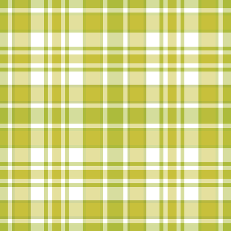 plaid fabric by mummysam on Spoonflower - custom fabric