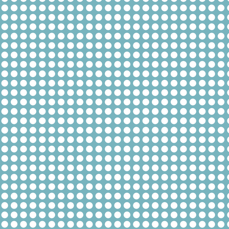 blue spots fabric by mummysam on Spoonflower - custom fabric