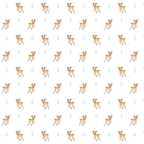 Bambi_SpeckledDeer_White