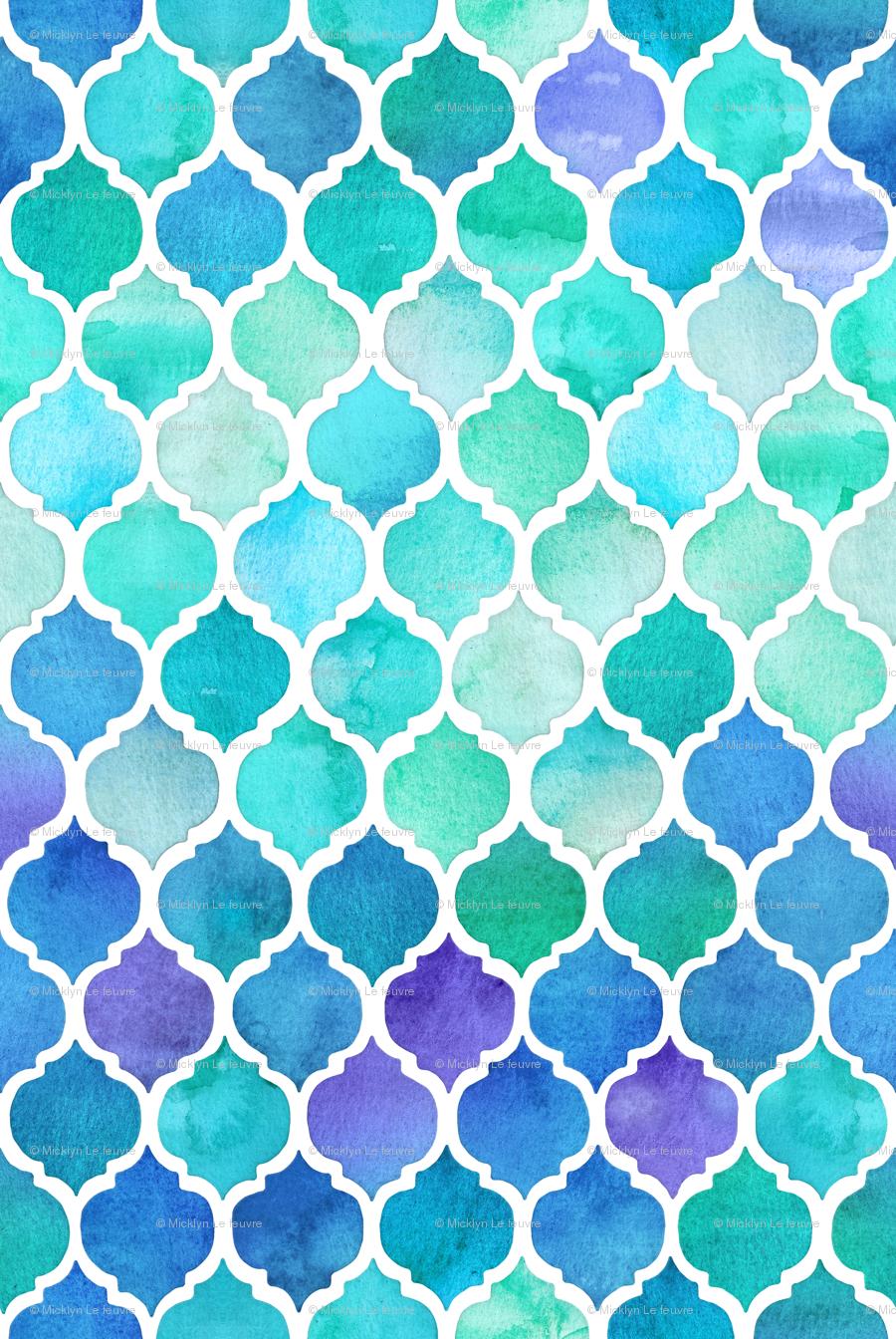Moroccan Pattern Best Decorating Design
