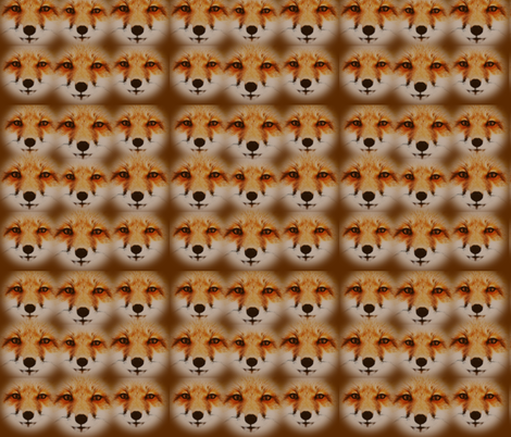 Foxes fabric by jacneed on Spoonflower - custom fabric