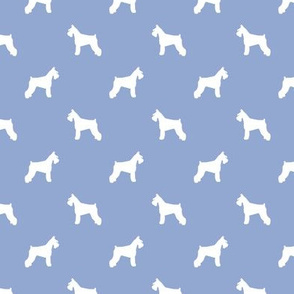 dog silhouette fabric, wallpaper & gift wrap - spoonflower