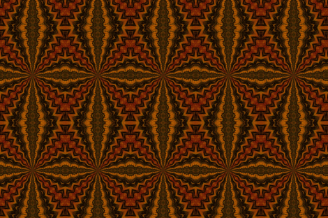 indian_tiger_1 fabric by mouseonawire on Spoonflower - custom fabric