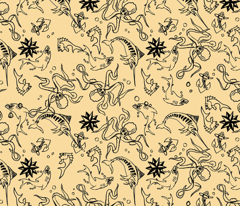 Sailor Jerry Pattern
