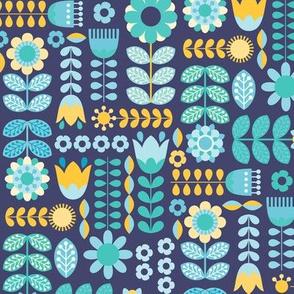 Swedish Folk Art Colorway10