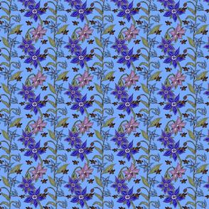 borage_bees_blue_4x4