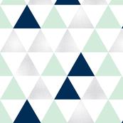 Sketch Hamptons Triangles