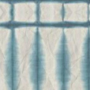 Shibori vine horizontal