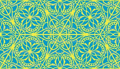 Kaleidoscope Retro T/Y