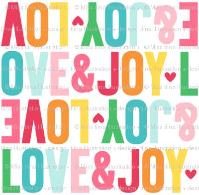love joy alternating