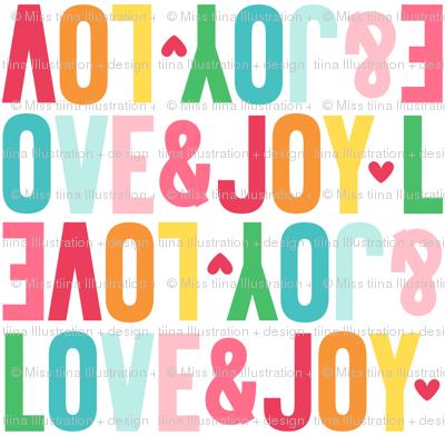 love joy alternating LG