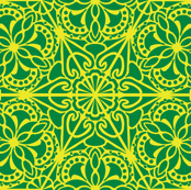 Kaleidoscope Retro G/Y