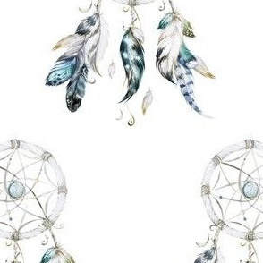"5.25"" Little Chief Dream Catcher"