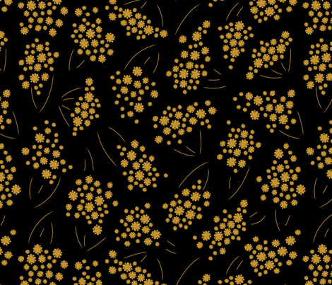 Elderflower - Large fabric by topsuite on Spoonflower - custom fabric