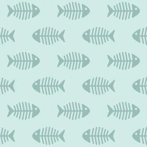 Aqua Fishes on Aqua