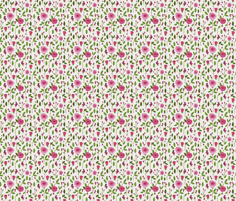 rose_study_light-small fabric by holli_zollinger on Spoonflower - custom fabric