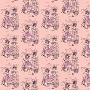 Yarn Winders in Pink