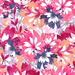 Wonderful Watercolor Flowers