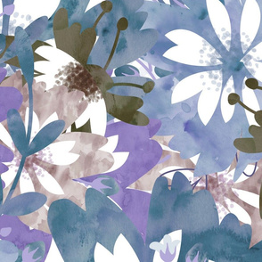 Wonderful Watercolor Flowers