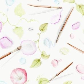 BrushesWatercoloring