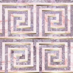 Poseidon Key  - Lilac