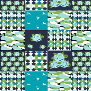 Ocean Spring 1412 - whole cloth