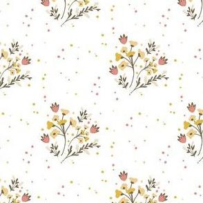 Spring Floral, Basic