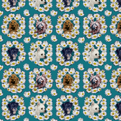 dogs_daisies_turquoise_2