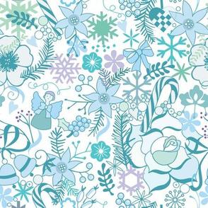 Bright xmas pattern_