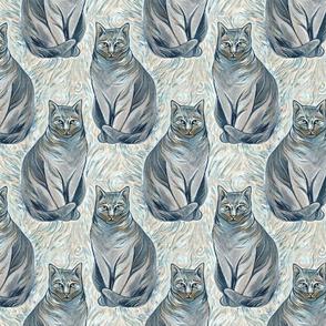 Cat Van Gogh