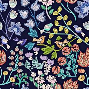 Stitched Garden