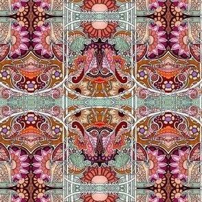 Spiky Flowered Worlds