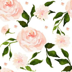 English Pink Garden