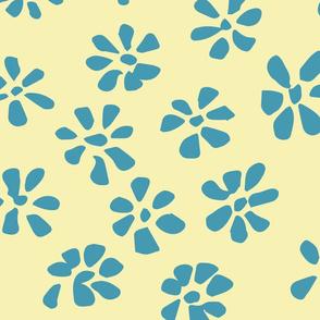 Simple Flowers | Dewy Tea