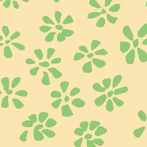 Simple Flowers | Cool Lemon Grass