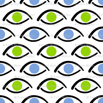 Kai Eyes: Serene 1