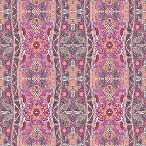 Paisley Flower Ripple