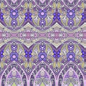In a Purple Victorian Way