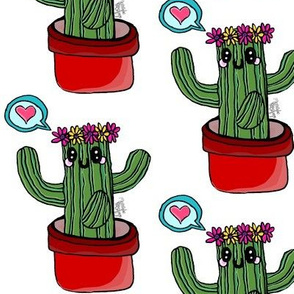 This Cactus Loves You!