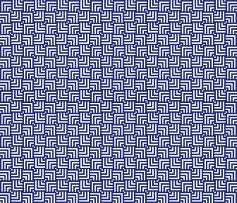 Chinese Maze fabric by katebillingsley on Spoonflower - custom fabric