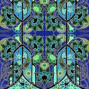 Glass Garden Blues