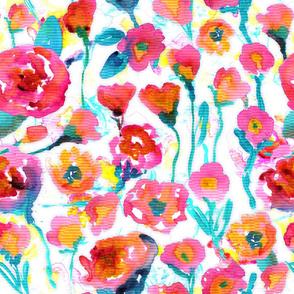 Floral Glitch